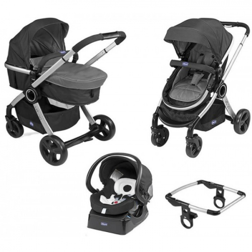 79357.950.000 Коляска Chicco Urban Black